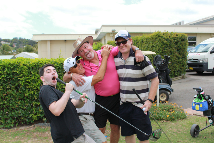 Ronald McDonald Family Retreat Golf Day