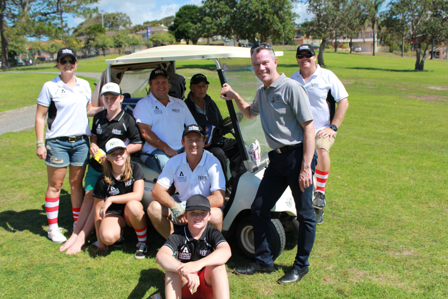 TJL Business Advisors Charity Golf Day for RMFR